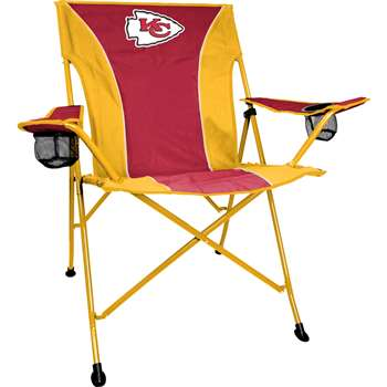 Kansas City Chiefs Tailgate Folding Chair with Carry Bag