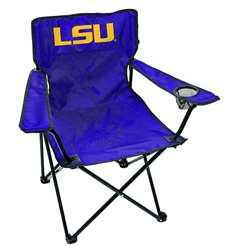 LSU Louisiana State University Tigers Gameday Elite Folding Chair