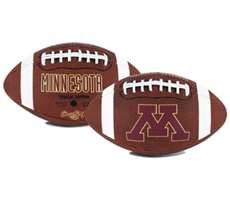 University of Minnesota Golden Gophers Gametime Football - Full Size Rawlings