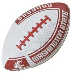 Washington State University Cougars Hail Mary Youth Size Football