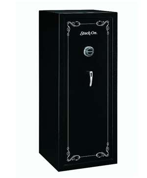 Stack-On SS-16-MB-C 16 Gun Security Safe with Combination Lock, Matte Black