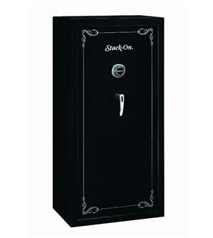 Stack-On SS-22-MB-C 22 Gun Fully Convertible Security Gun Safe with COmbination Lock, Matte Black