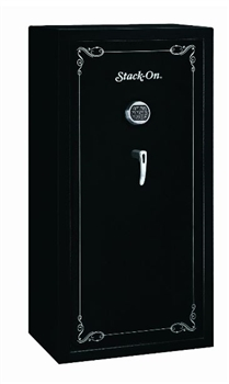 Stack-On SS-22-MB-E 22 Gun Fully Convertible Security Gun Safe with Electronic Lock, Matte Black