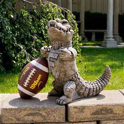 University of Florida Gators Stone Mascot - Vintage Finish