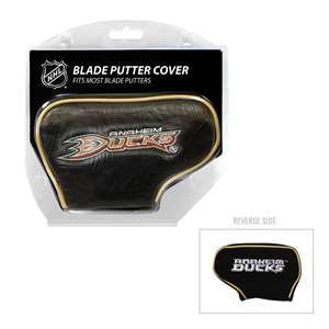 Anaheim Ducks Golf Blade Putter Cover 13001