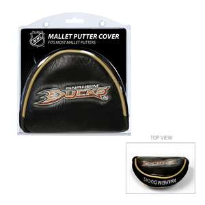 Anaheim Ducks Golf Mallet Putter Cover 13031