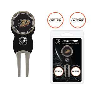Anaheim Ducks Golf Signature Divot Tool Pack  13045