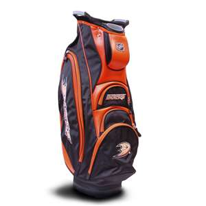 Anaheim Ducks Golf Victory Cart Bag
