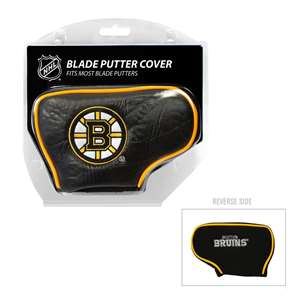 Boston Bruins Golf Blade Putter Cover
