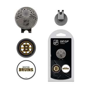 Boston Bruins Golf Cap Clip Pack