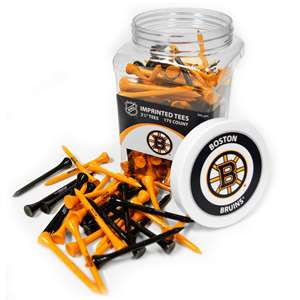 Boston Bruins Golf 175 Tee Jar