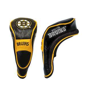 Boston Bruins Golf Hybrid Headcover
