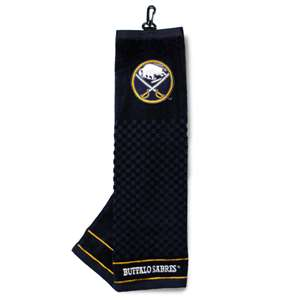 Buffalo Sabres Golf Embroidered Towel
