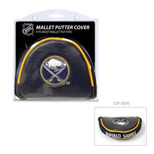 Buffalo Sabres Golf Mallet Putter Cover 13231