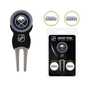 Buffalo Sabres Golf Signature Divot Tool Pack