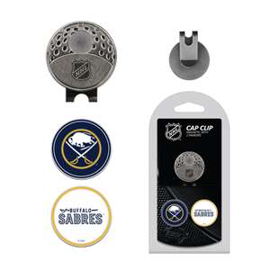 Buffalo Sabres Golf Cap Clip Pack