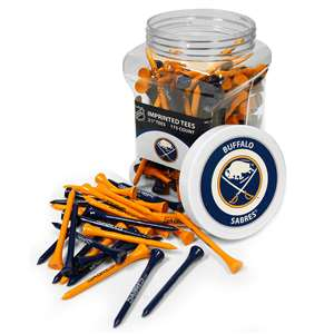 Buffalo Sabres Golf 175 Tee Jar