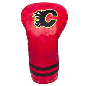 Calgary Flames Golf Vintage Driver Headcover 13311