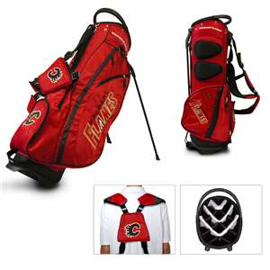Calgary Flames Golf Fairway Stand Bag
