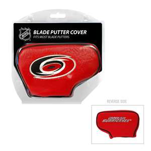 Carolina Hurricanes Golf Blade Putter Cover