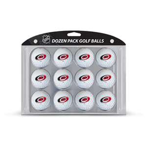 Carolina Hurricanes Golf Dozen Ball Pack