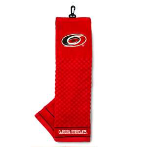 Carolina Hurricanes Golf Embroidered Towel