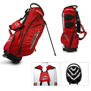 Carolina Hurricanes Golf Fairway Stand Bag