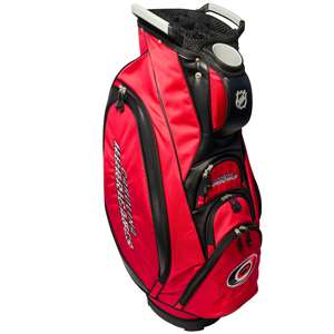 Carolina Hurricanes Golf Victory Cart Bag