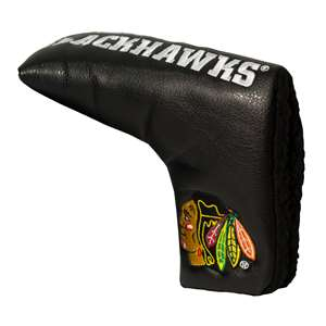 Chicago Blackhawks Golf Tour Blade Putter Cover 13550