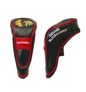 Chicago Blackhawks Golf Hybrid Headcover