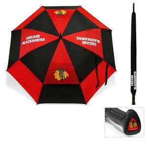 Chicago Blackhawks Golf Umbrella 13569