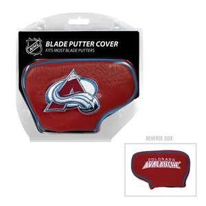 Colorado Avalanche Golf Blade Putter Cover