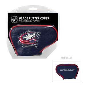 Columbus Blue Jackets Golf Blade Putter Cover