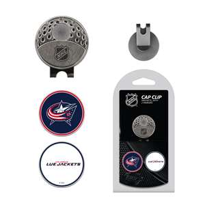 Columbus Blue Jackets Golf Cap Clip Pack 13747