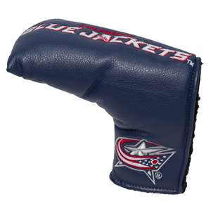 Columbus Blue Jackets Golf Tour Blade Putter Cover 13750