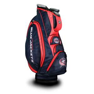 Columbus Blue Jackets Golf Victory Cart Bag