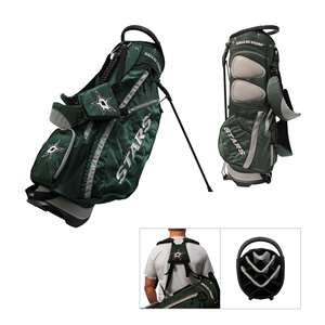 Dallas Stars Golf Fairway Stand Bag