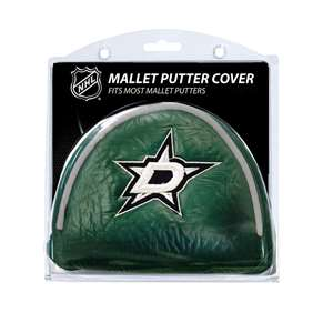 DALLAS STARS Golf Club Mallet Putter Headcover