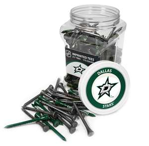 Dallas Stars Golf 175 Tee Jar
