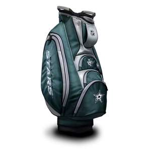 Dallas Stars Golf Victory Cart Bag