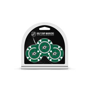 Dallas Stars Golf 3 Pack Golf Chip