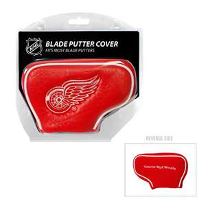 Detroit Red Wings Golf Blade Putter Cover