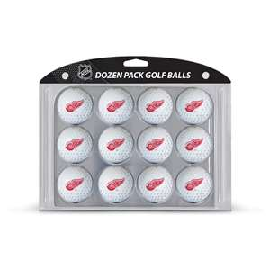 Detroit Red Wings Golf Dozen Ball Pack 13903