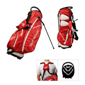 Detroit Red Wings Golf Fairway Stand Bag
