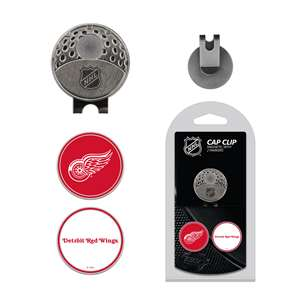 Detroit Red Wings Golf Cap Clip Pack 13947