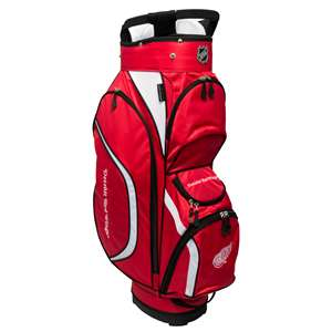 Detroit Red Wings Golf Clubhouse Cart Bag 13962