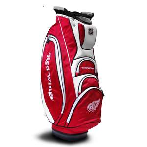 Detroit Red Wings Golf Victory Cart Bag
