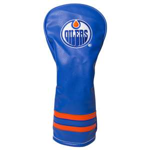Edmonton Oilers Golf Vintage Fairway Headcover 14026