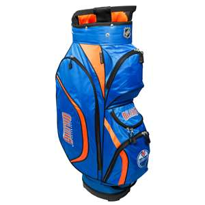 Edmonton Oilers Golf Clubhouse Cart Bag 14062