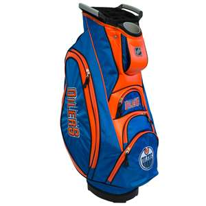 Edmonton Oilers Golf Victory Cart Bag 14073